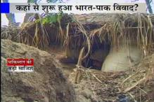 Pakistan using streams in Uri for infiltration