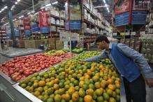 Consumer price inflation at 10.56 per cent in Dec