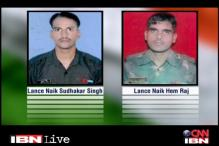 Killed soldier's father wants 'befitting reply' to Pak