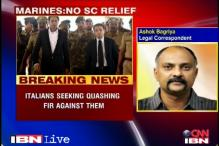 Fishermen deaths: Special court will try Italian marines, says SC