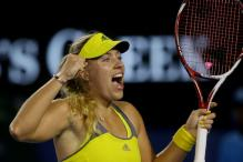Kerber storms into Australian Open fourth round