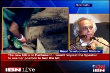 Ramesh urges Speaker to push for manual scavenging bill