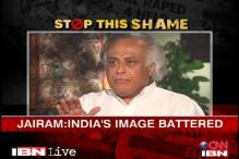 India's image battered beyond recognition: Jairam