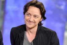 James McAvoy wants to be part Tolkien prequels
