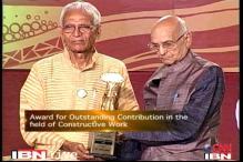 Watch: Jamnalal Bajaj Awards 2012