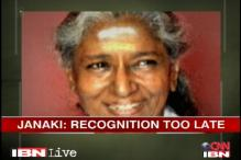 Veteran singer S Janaki refuses to accept Padma Awards