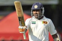 Jayawardene hits first away half-century in 3 years
