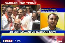 Mahesh Jethmalani threatens to contest for BJP chief post