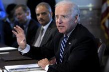 US: Joe Biden, NRA clash over new gun control proposals