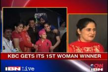KBC 6: Sunmeet Kaur Sawhney wins Rs 5 crore