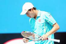 Nishikori wants to be first Asian man to win a grand slam