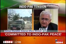 Peace process with Pakistan not to be derailed: Salman Khurshid