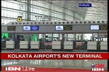 Kolkata airport's new terminal hailed as symbol of change