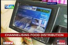 Karnataka food dept installs new ration system to avoid wastage of grains