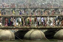Maha Kumbh: Devotees take holy dip on 'Paush Poornima'
