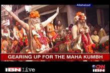 Allahabad: Maha Kumbh Mela to begin tomorrow