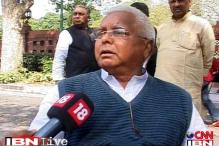 Lalu backs Shinde's accusation of BJP, RSS