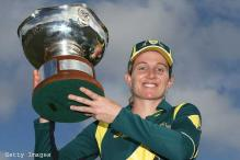 Australia captain aims to win women's World Cup