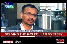 Infosys award winner's 'revolutionary' molecular structure research