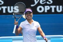 Li Na overcomes Julia Goerges in Round of 16