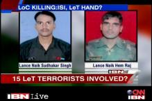 'Terrorist who mutilated Indian soldier was rewarded Rs 5 lakh'