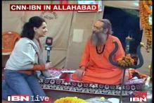 Watch: People from across world flock to Maha Kumbh Mela