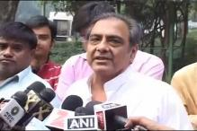 Have been denied nomination form by BJP: Mahesh Jethmalani