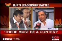 There are better candidates than Gadkari: Mahesh Jethmalani on BJP president