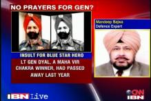 Gurudwara refuses to hold prayer for Operation Blue Star hero