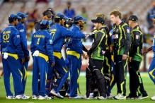 Australia, SL make peace after heated on-field argument