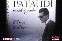 A tribute book on late Mansoor Ali Khan Pataudi launched