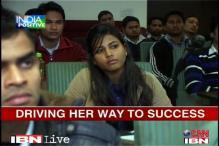 Priya Sachan: the first woman train operator for Rapid Metro