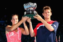 Australian duo wins mixed doubles title at Melbourne Park