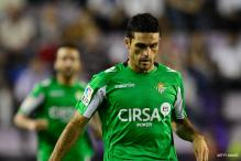Real Betis win 2-1 at Real Zaragoza to stay 5th in Spain