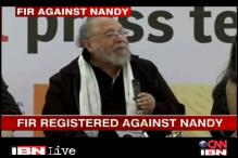 'Nandy's remarks against Dalits show intellectual bankruptcy'