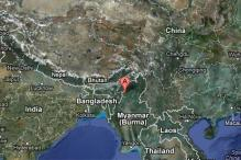 5.9 magnitude earthquake hits Northeast India
