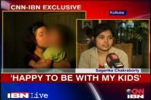 Norway custody row: Happy to be with my children, says Sagarika