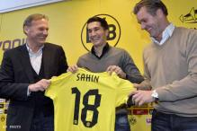 Nuri Sahin returns to Borussia Dortmund