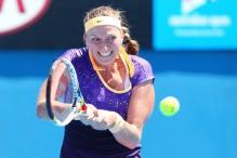 Kvitova beats Schiavone, advances to second round