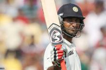 Pujara celebrates ODI call-up with triple ton