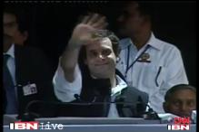 Full text: Rahul Gandhi's first speech as Congress V-P