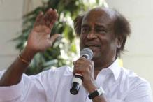 Rajinikanth goes on hunger strike