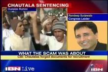 Chautala sentencing: Protest by INLD condemnable, says Congress