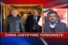 'Pak terror groups celebrating govt's comment on RSS, BJP'