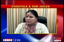 Watch: Reactions to OP Chautala's sentencing in teachers' job scam