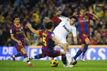 Real Madrid, Barcelona top football's rich list