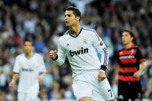 Contract talks with Real not important, says Ronaldo