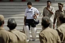 Sachin walks out of training session due to poor pitch