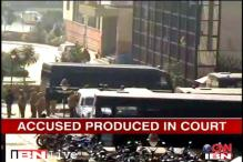Delhi gangrape: Legal process begins in court amidst chaos