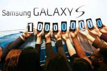 Samsung Galaxy S sales cross 100 million mark